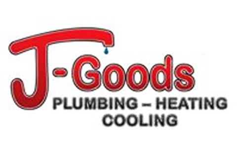 J-Goods Plumbing Logo
