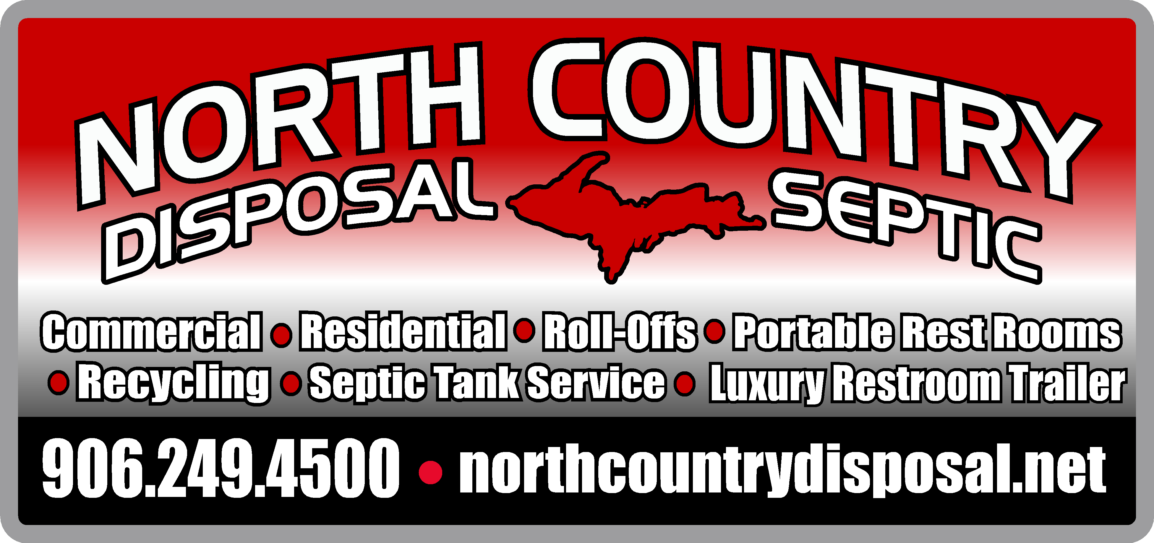 North Country Disposal Logo