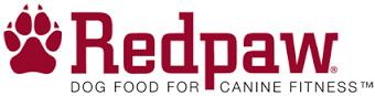 Red Paw Dog Food Logo