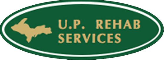 U.P. Rehab Services Logo